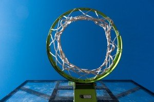 Basketball at Villa Carpe Diem