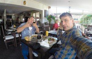 Great Food Close to Villa Ad Alta