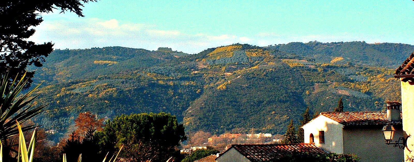 Villa Carpe Diem Views Over Esterel Hills